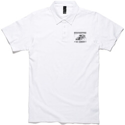 Hay Runners Polo - White